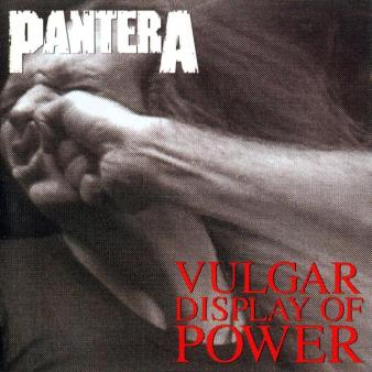Apocalypse Pantera Vulgar display of power
