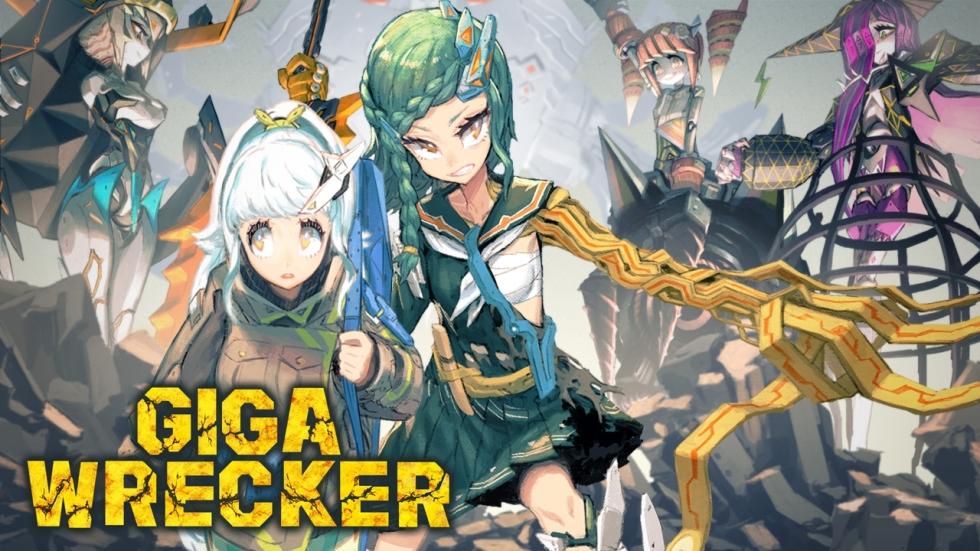 Apocalypse Giga Wrecker