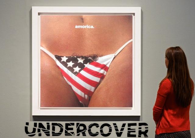 Undercover Amorica Apocalypse