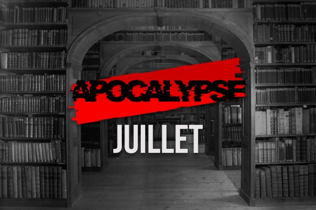 Archives Juillet Apocalypse