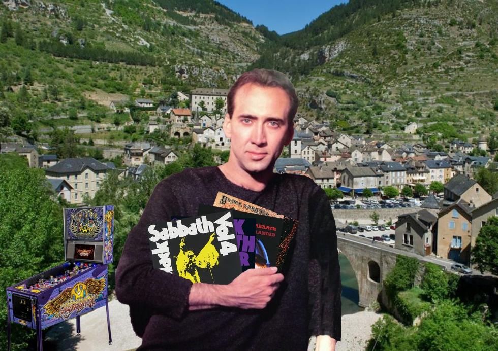 Nicolas Cage Verdun Apocalypse Black Sabbath